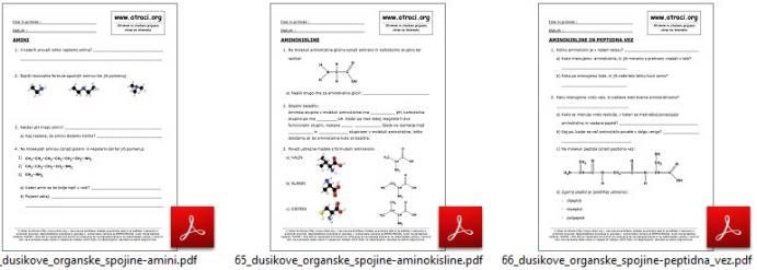Kemija za 9 razred osnovne sole